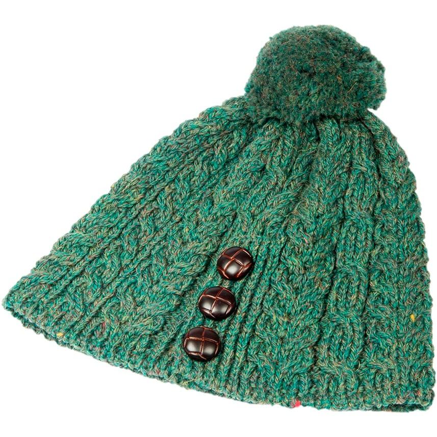 Aran Knit Cap