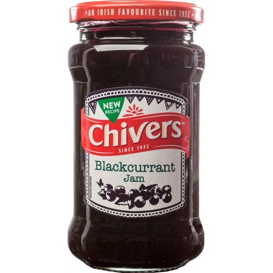 Food from Ireland Chivers Blackcurrant Jam