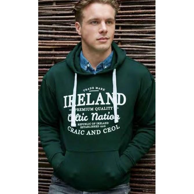 Celtic Nation Hoodie