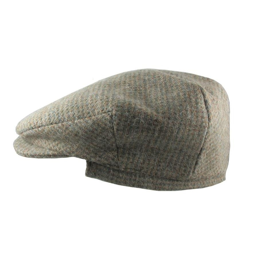 Traditional Irish Hat with Ear Flaps