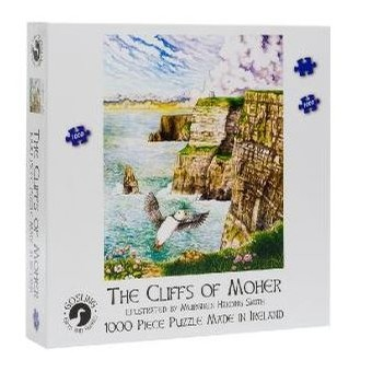 Cliffs of Moher Puzzle