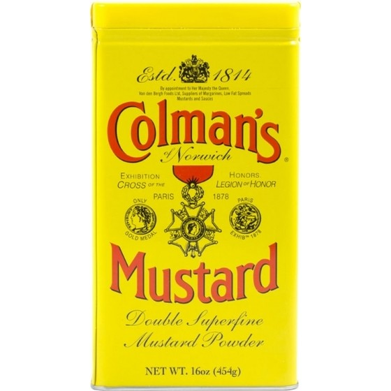 Colmans Mustard Giant