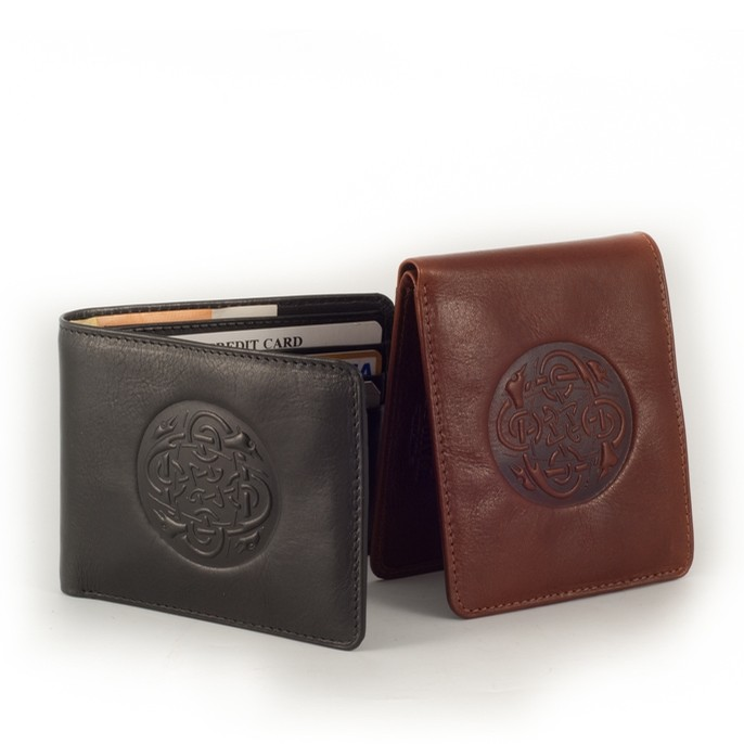 Irish Bi-Fold Wallet
