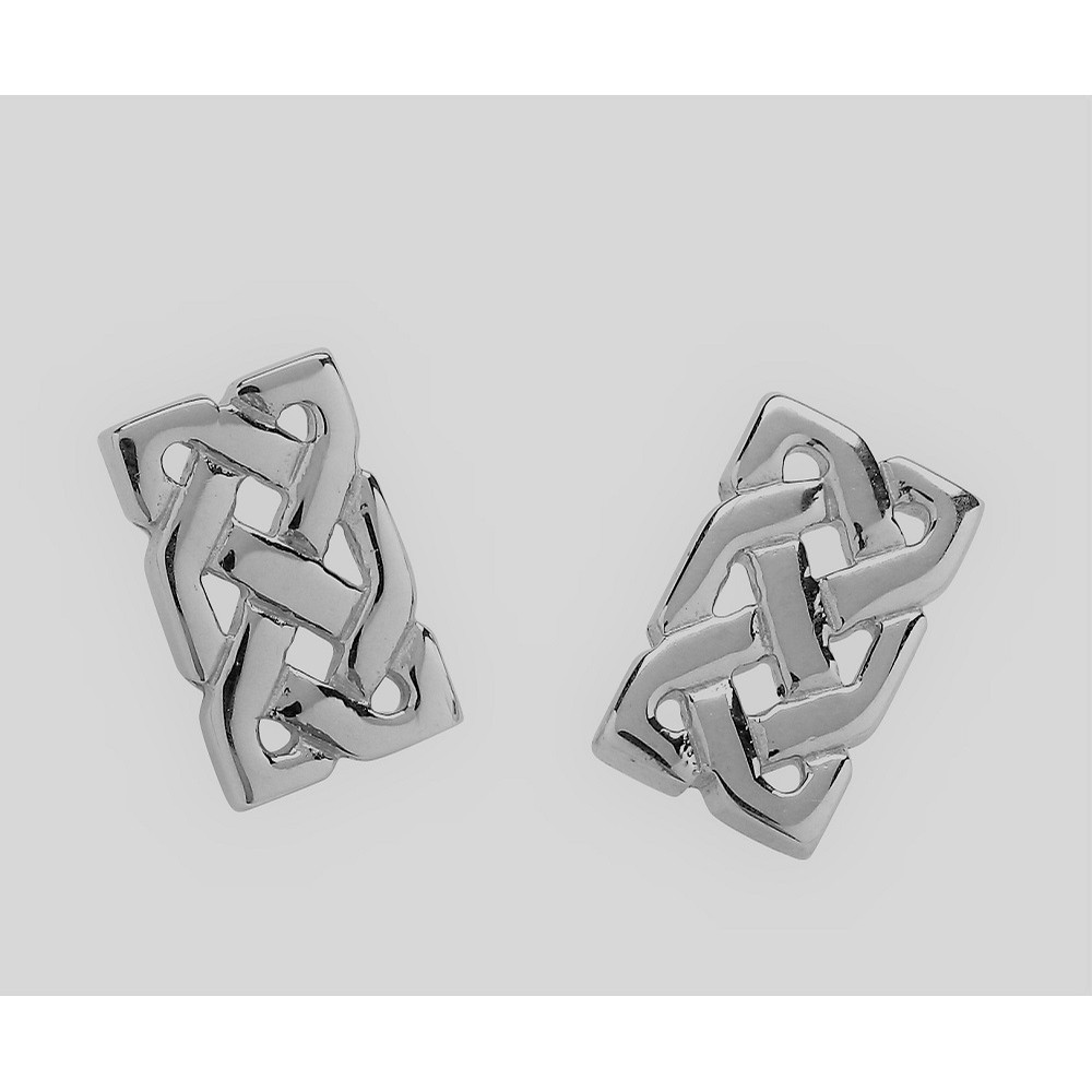 Celtic Knot Earrings Small