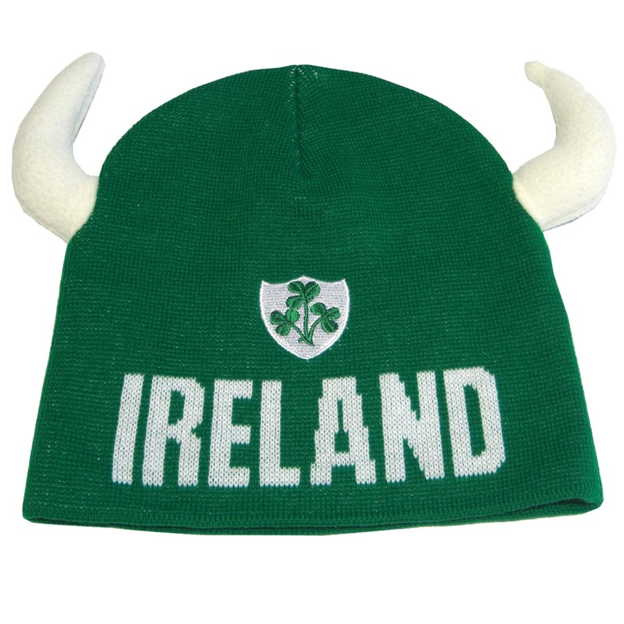 Ireland Hat with horns