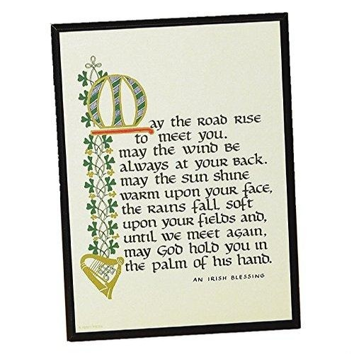 Irish Blessing Plaque or Tabletop