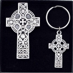 C.ART Celtic Cross Protection Gift Set