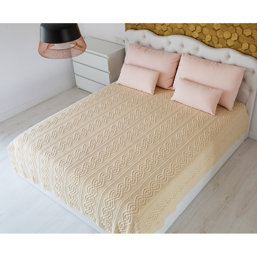 King Size Irish Throw