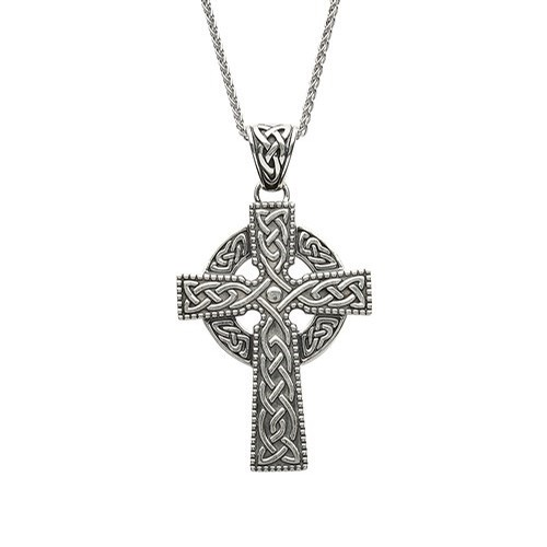Mens Celtic Cross