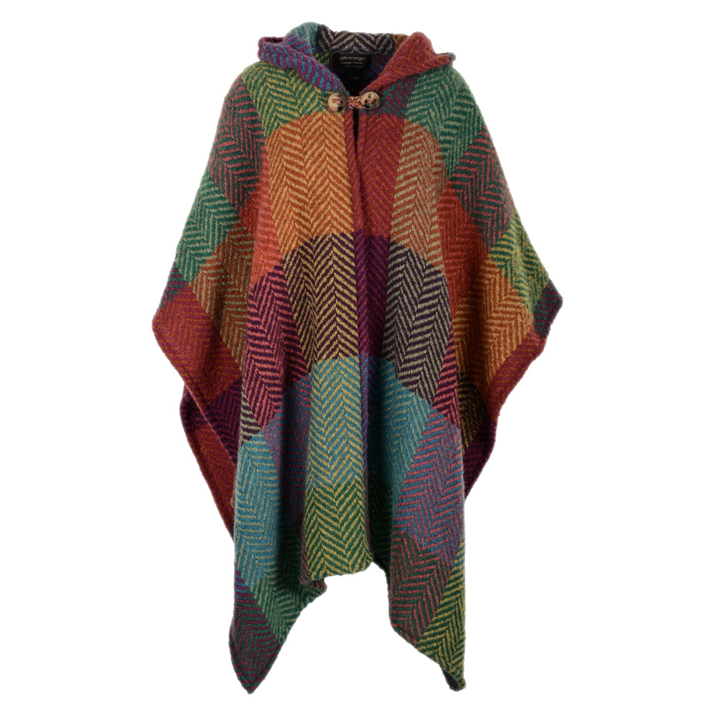 Multi Color Cape