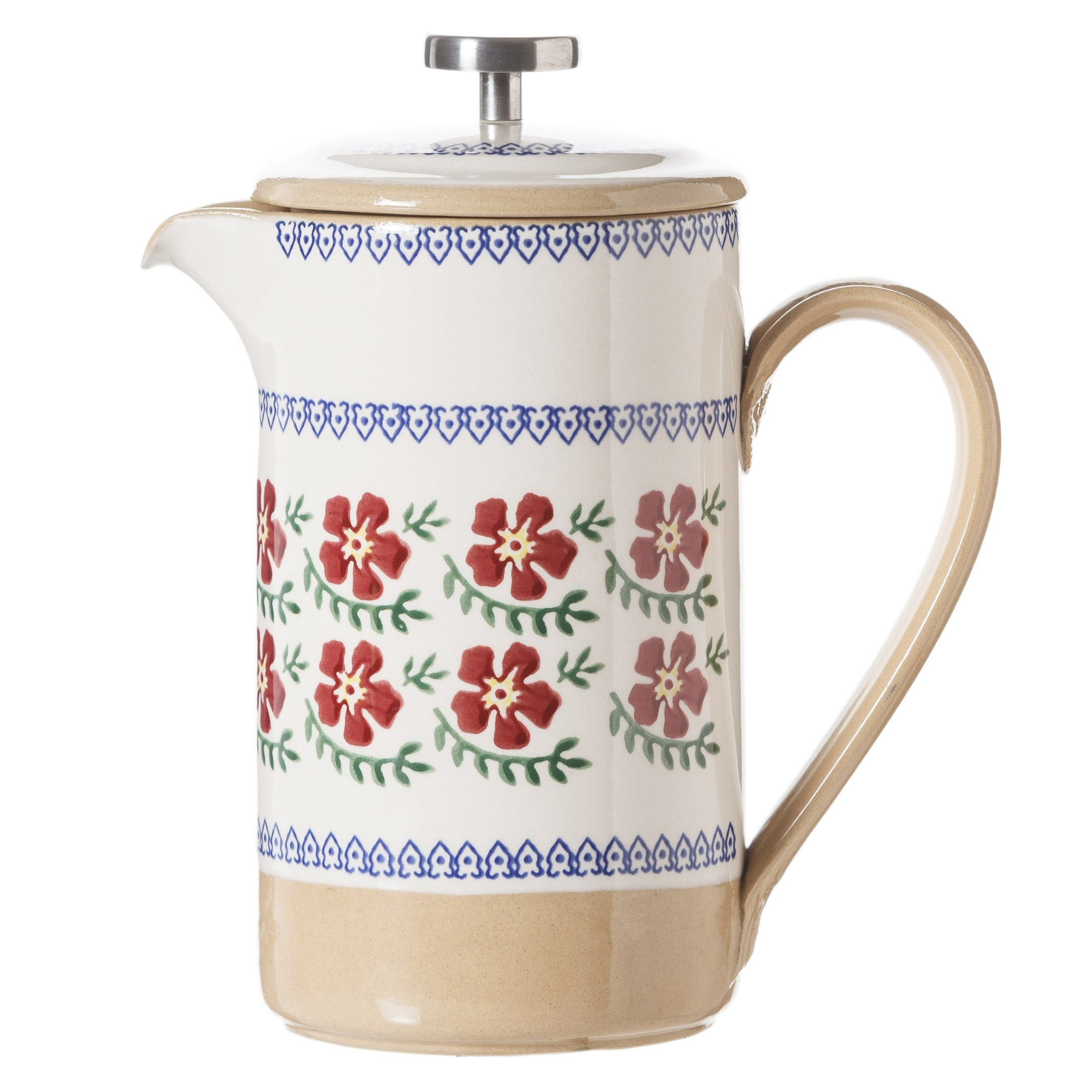 Old Rose Cafetiere