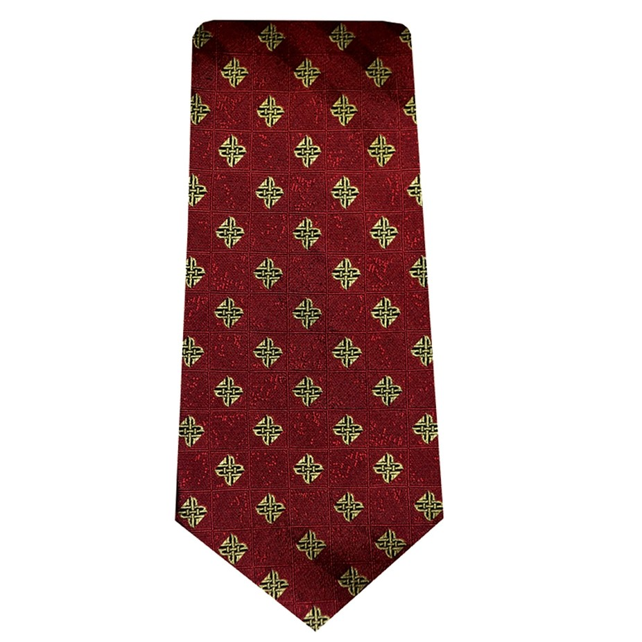 Celtic Red Tie