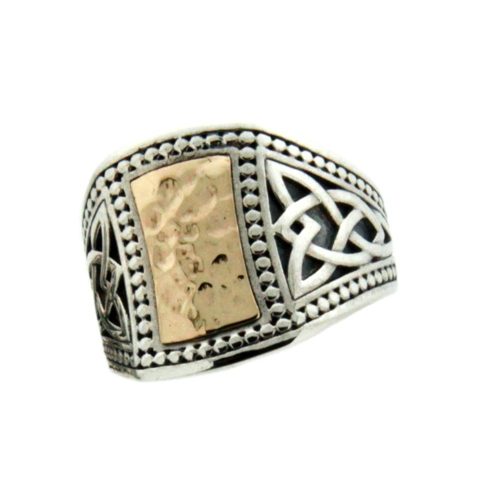 Celtic Signet Ring