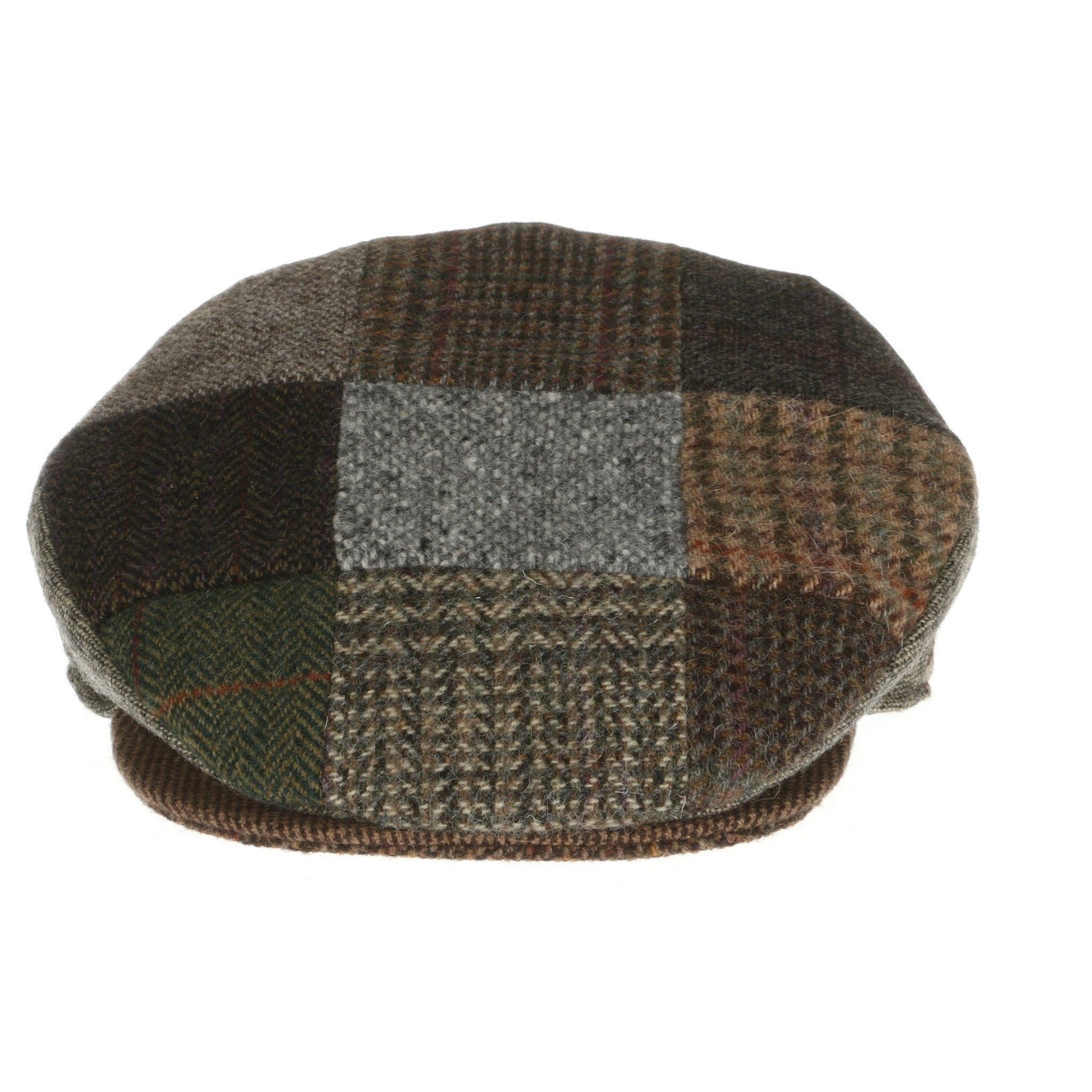 Patch Tweed Childs Cap