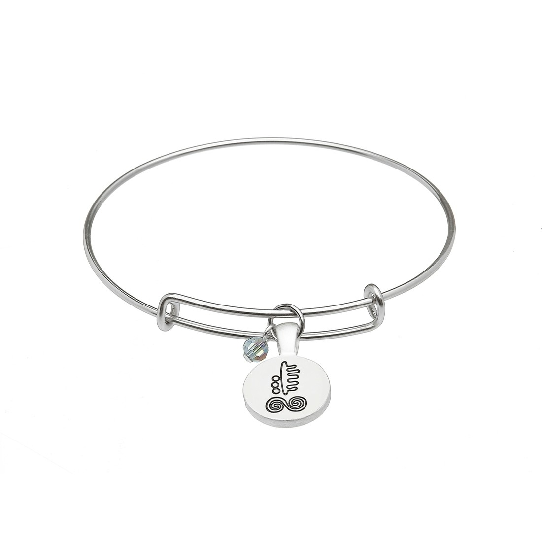 March Celtic Astrology Bangle