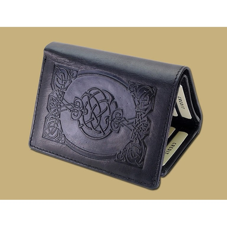 Celtic Tri Fold Wallet