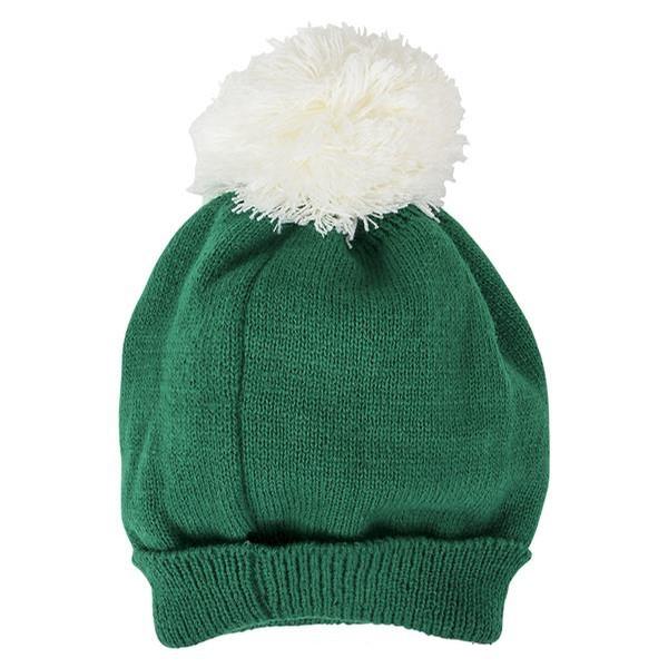 Shamrock Sequin Beanie Hat