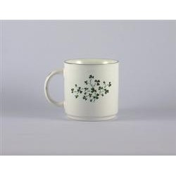 Bewley Irish Imports Shamrock Mugs