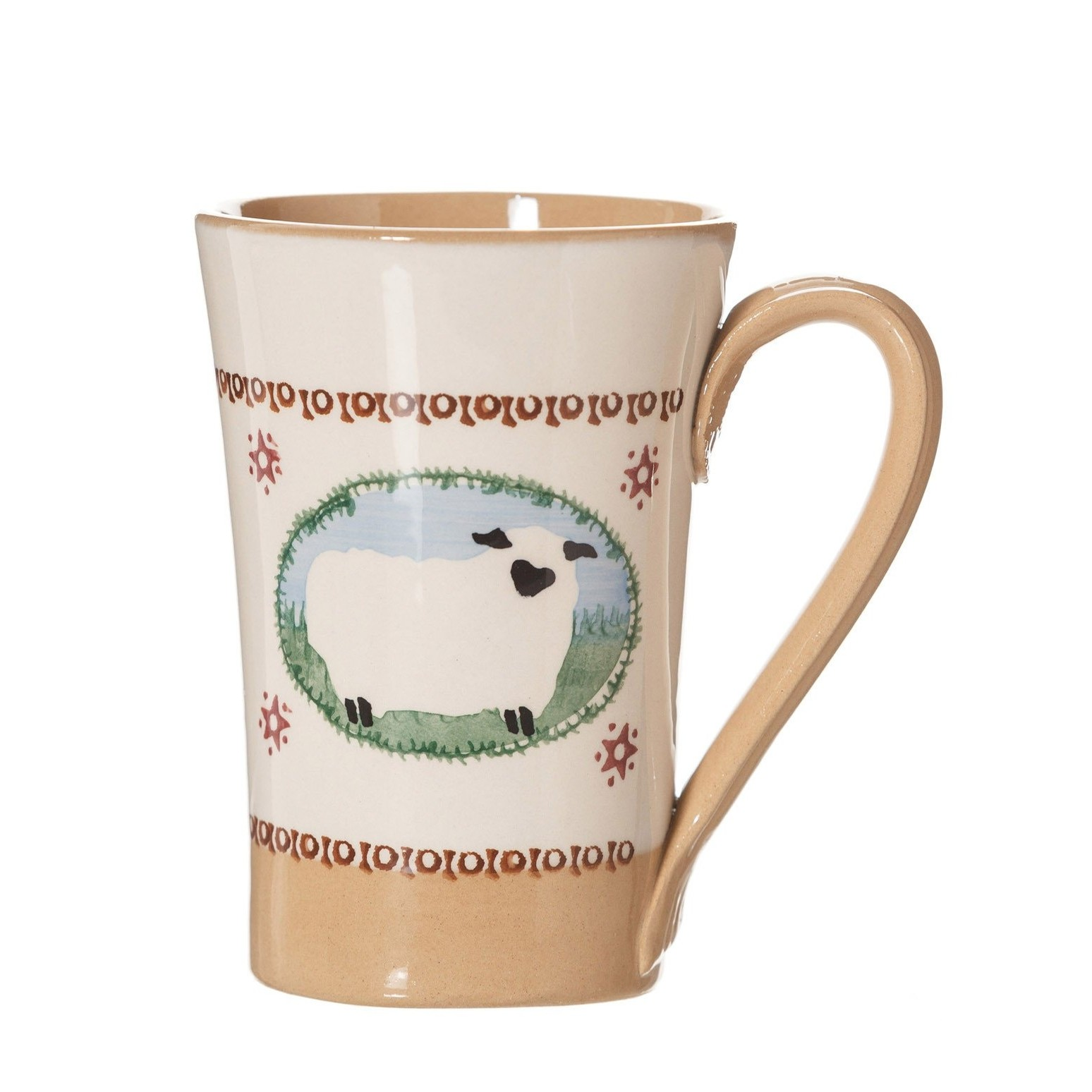 Landscape Sheep Mug Tall