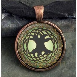 Keltic Designs Tree of Life Pendant