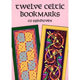 Books Q-Z C O Spinhoven, Twelve Celtic Bookmarks