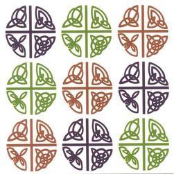 Celtic Love Cross Cards