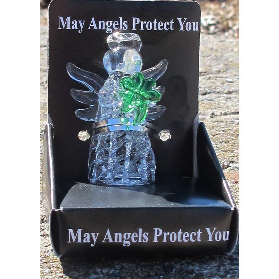 BOE May Angels Protect You Statuettes