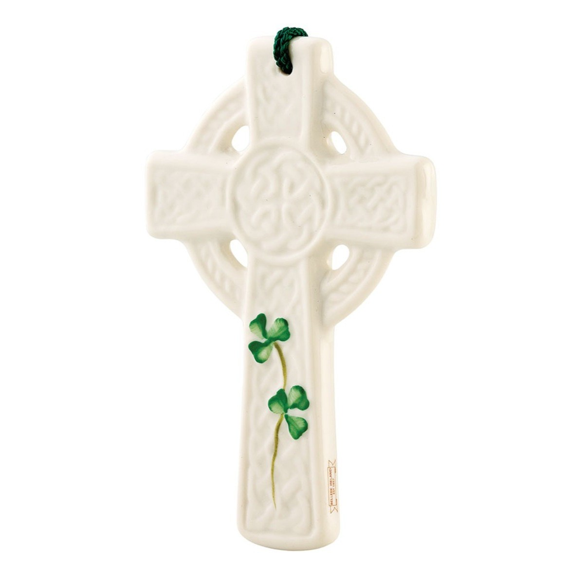 Belleek China St Kieran's Cross