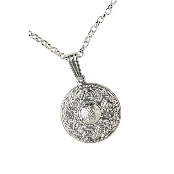 Boru Jewelry Celtic Warrior Small Pendant