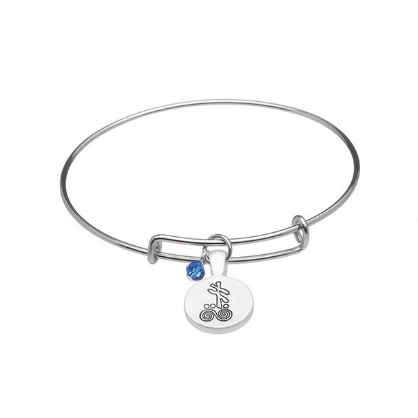 September Celtic Astrology Bangle