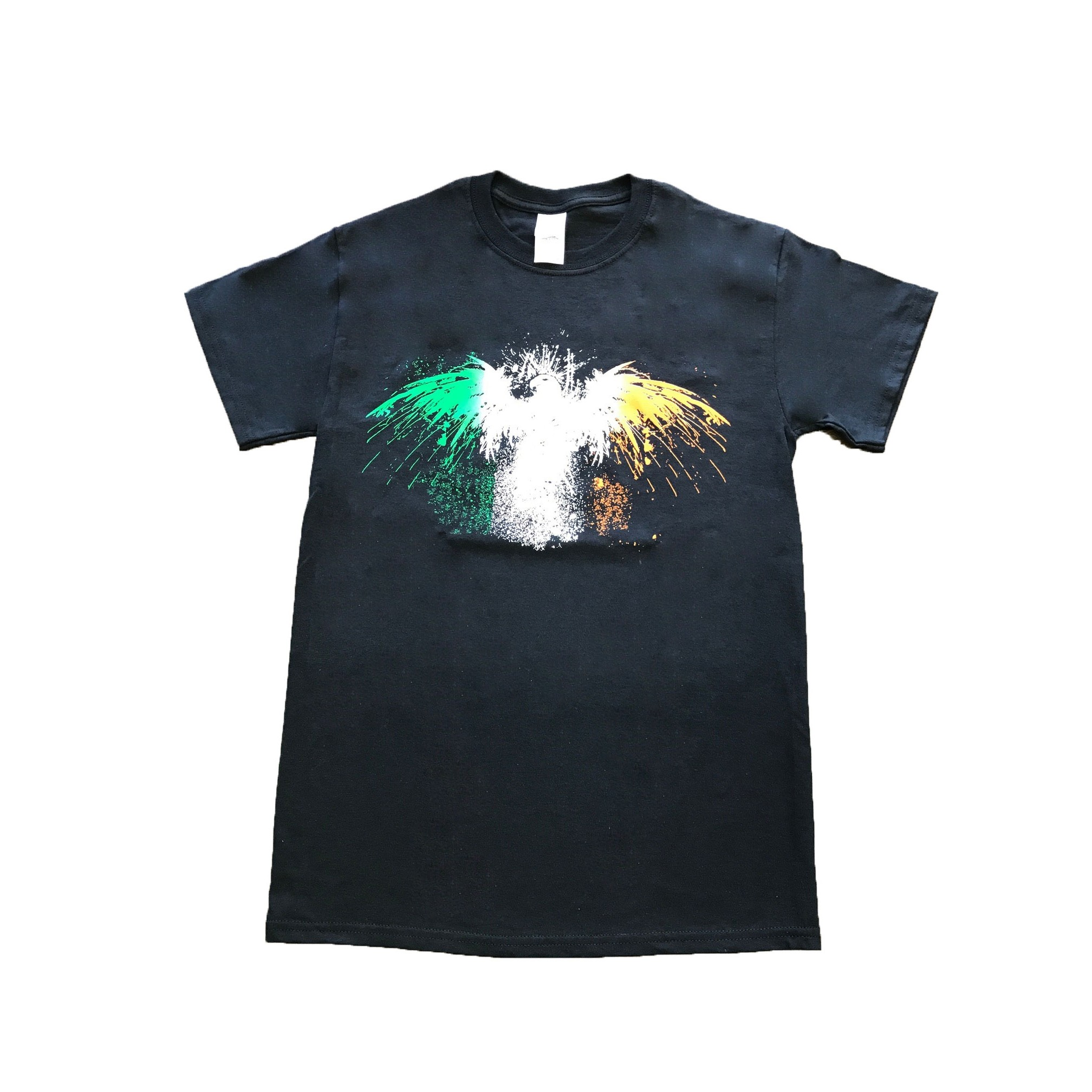 Irish American Eagle Tshirt