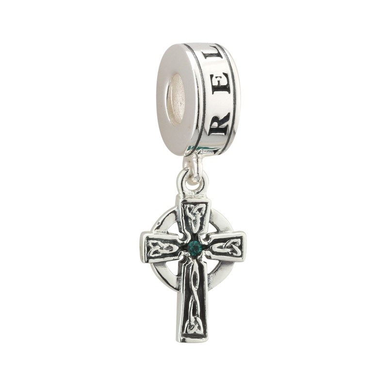 Celtic Cross Hanging Bead