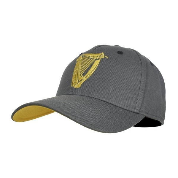 Guinness Blonde Baseball Cap Dark Grey