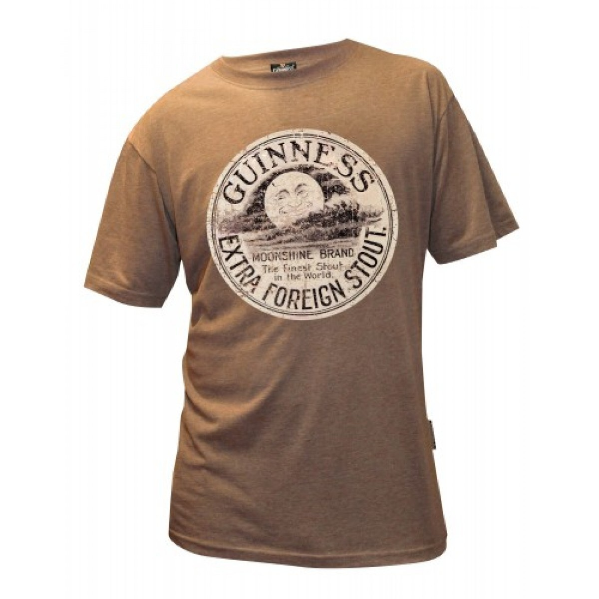 James Trading Group Guinness Brown Tshirt