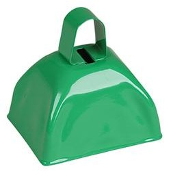 RIN Irish Green Cowbell