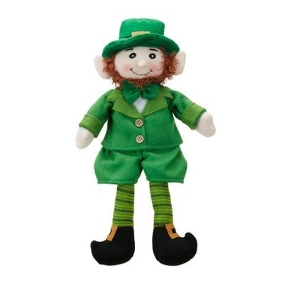 Leprechaun Shelf Sitter