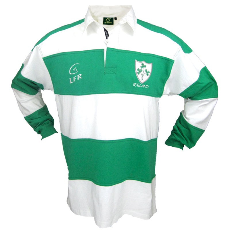 Malham USA Longsleeve Striped Rugby Shirt