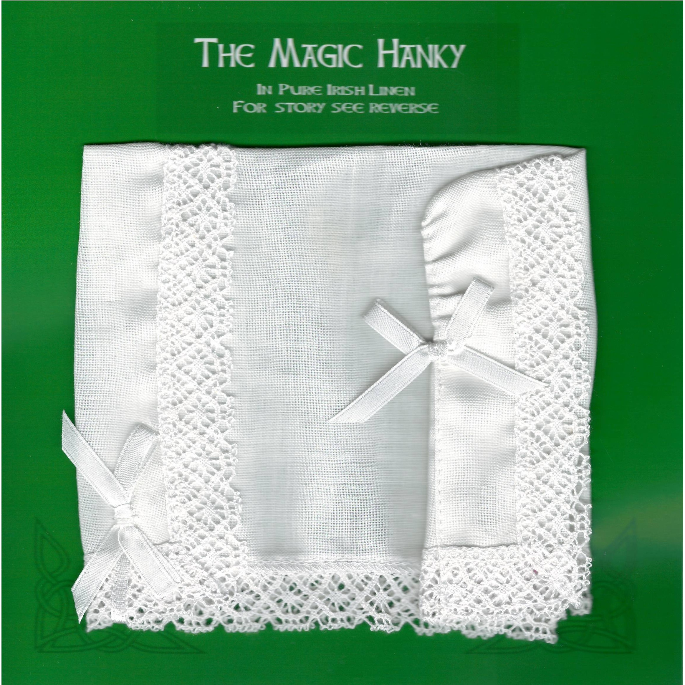 Irish Looms Magic Hanky