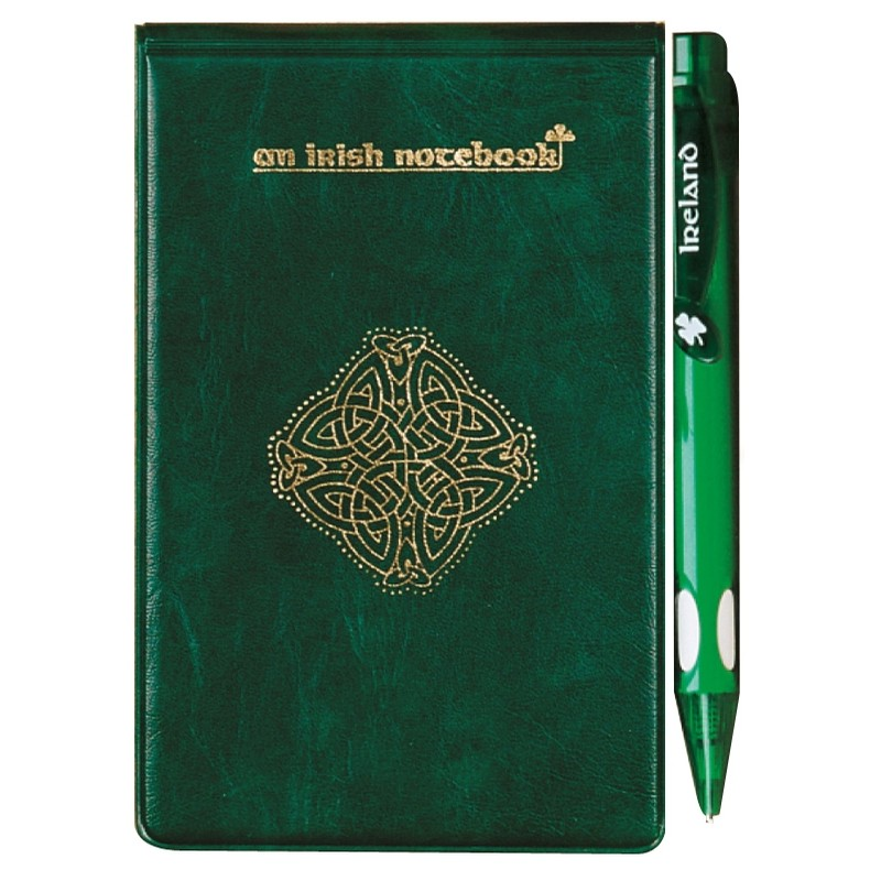 O'Brien An Irish Notepad With Pen