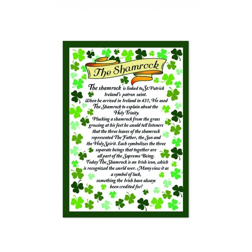 The Shamrock Tea Towel