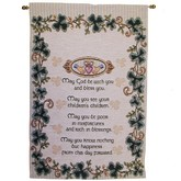 Irish Wedding Blessing Wall Hanging