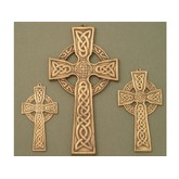 Large Celtic Wall Cross