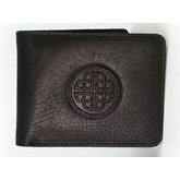 Celtic Knot Flap Wallet
