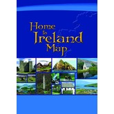 Home to Ireland Map