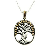 CelticTree of Life Pendant