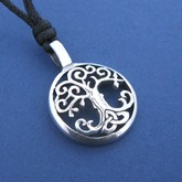 Tree of Life Pewter Choker