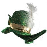 Pointed Brim Leprechaun Hat