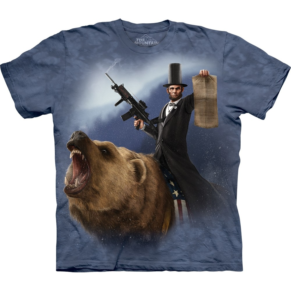 Lincoln the Emancipator Tee