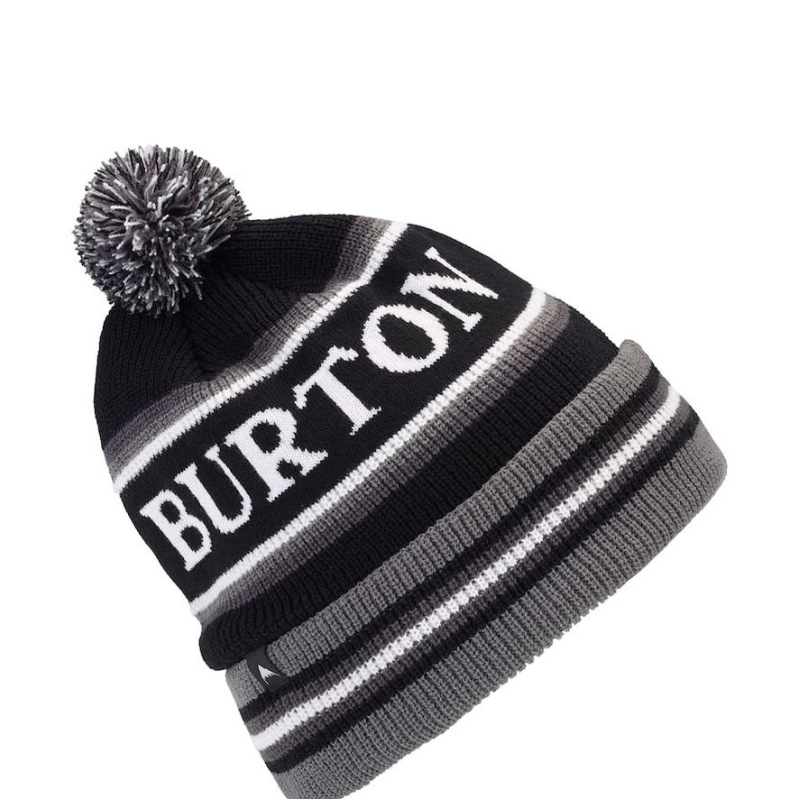 Burton Trope Beanie (True Black)