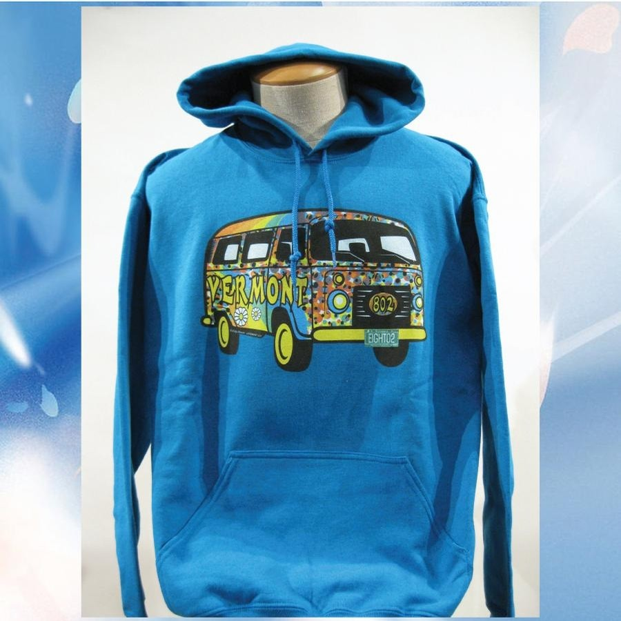 Lovermont Hippie Bus hood (Electron Blue)